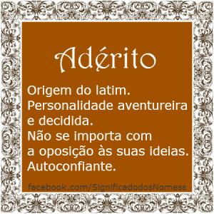 Adérito