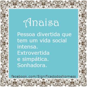 Anaisa