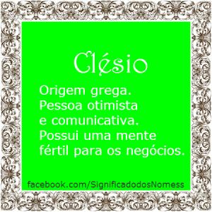 Clesio