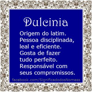 Dulcinia