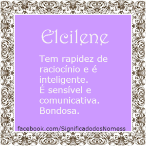 Elcilene