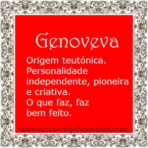Genoveva