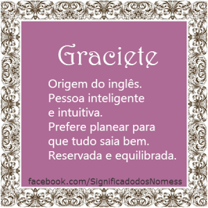 Graciete