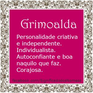 Grimoalda