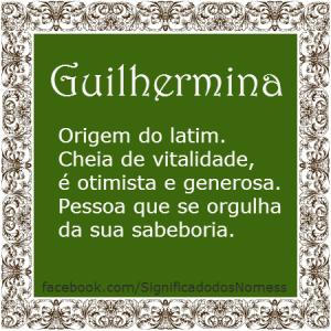 Guilhermina