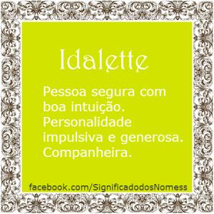 Idalette