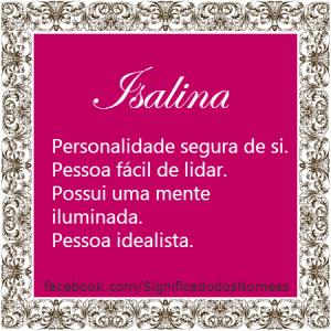 Isalina