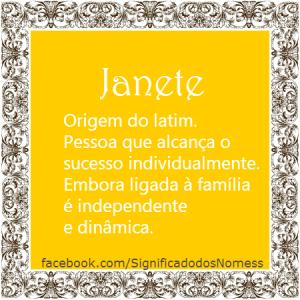 Janete