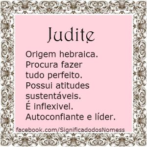 Judite