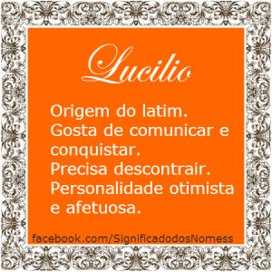 Lucilio
