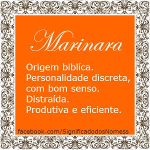 Marinara