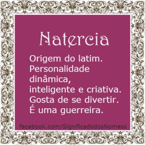 Natercia