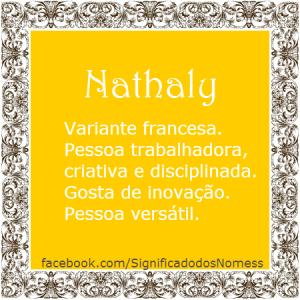 Nathaly