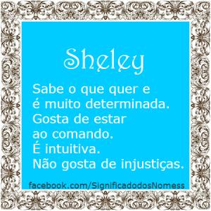 Sheley