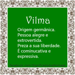 Vilma