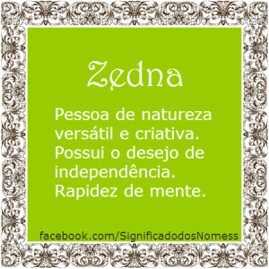 Zedna