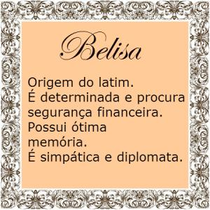 belisa