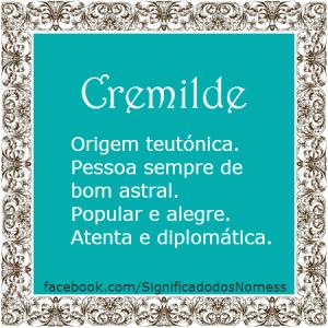 cremilde