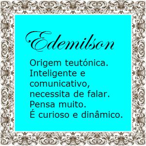 edemilson