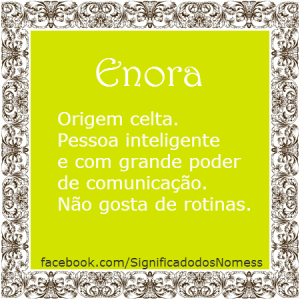 enora