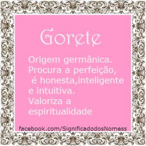gorete