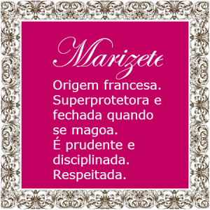 marizete