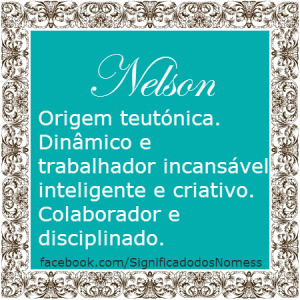 Significado do nome Nelson