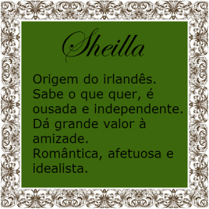 sheilla