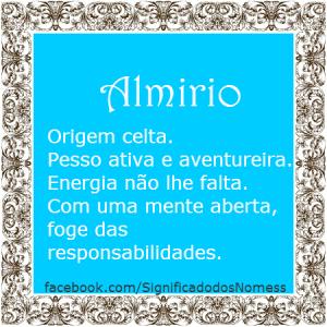 Almirio
