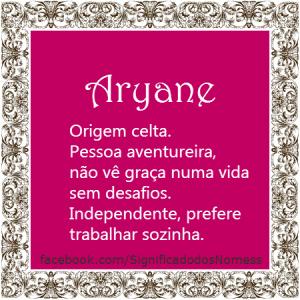 Aryane