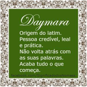 Daymara