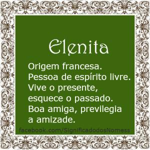 Elenita