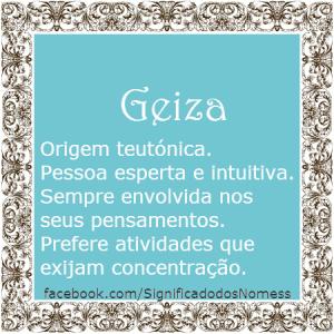 Geiza
