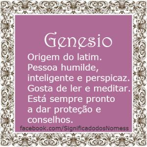 Genesio