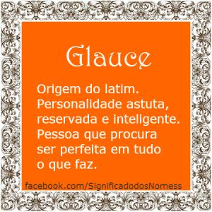 Glauce