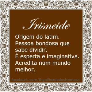 Irisneide