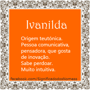 Ivanilda