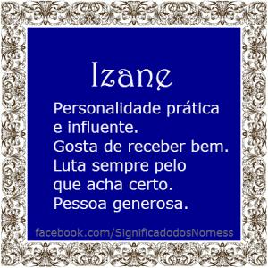 Izane