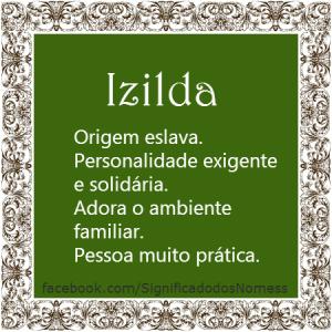 Izilda