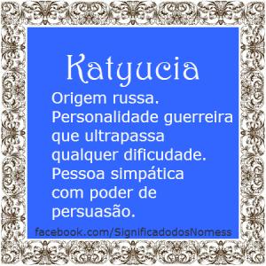 Katyucia
