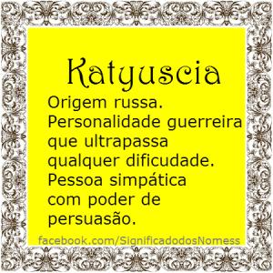 Katyuscia