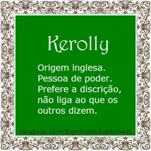 Kerolly
