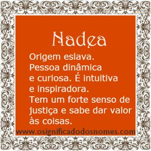 Nadea