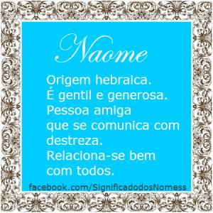 Naome