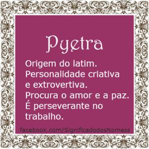 Pyetra