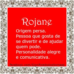 Rojane