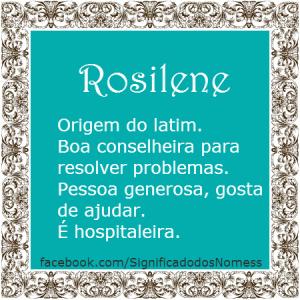 Rosilene