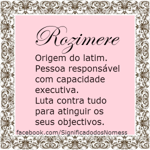 Rozimere