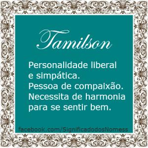 Tamilson