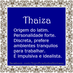 Thaiza